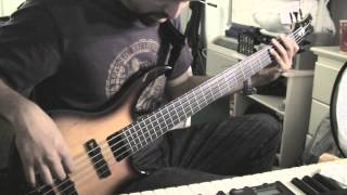 Tobias Toby 5 String Bass (Epiphone) BY MR FLAKOBASS