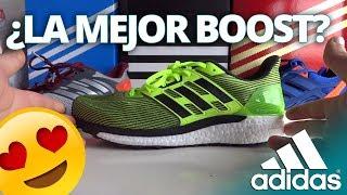 Adidas: zapatillas de entrenamiento Boost - ¿Cuál es mejor?