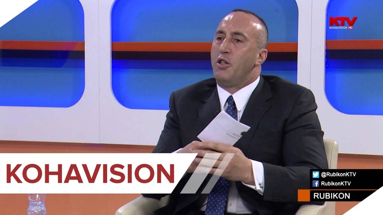 RUBIKON Ramush Haradinaj 08 04 2015
