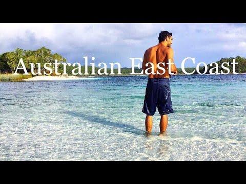 Road Trip - Australian East Coast ( Go pro Hero 4)