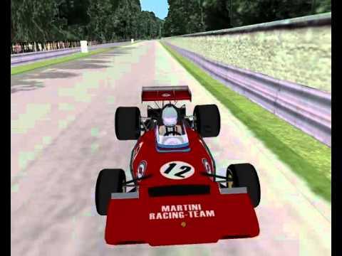 CREW F1C 1972 Monza Gran Premio D
