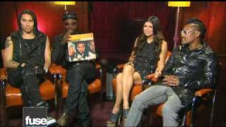 Black Eyed Peas: Now and Then (September 2009)