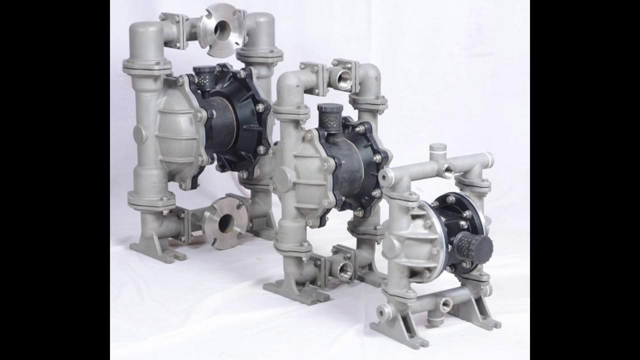 Air operated double diaphragm pump aodd pump youtube air operated double diaphragm pump aodd pump ccuart Gallery