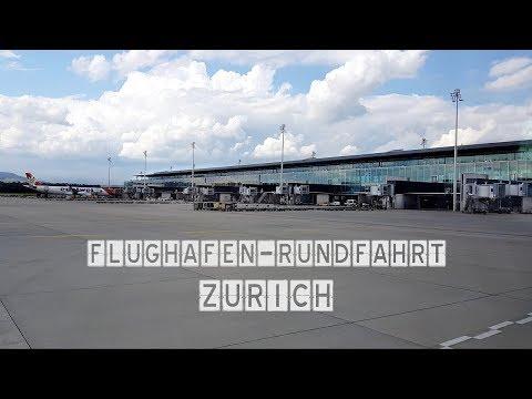 Flughafen Rundfahrt Zürich