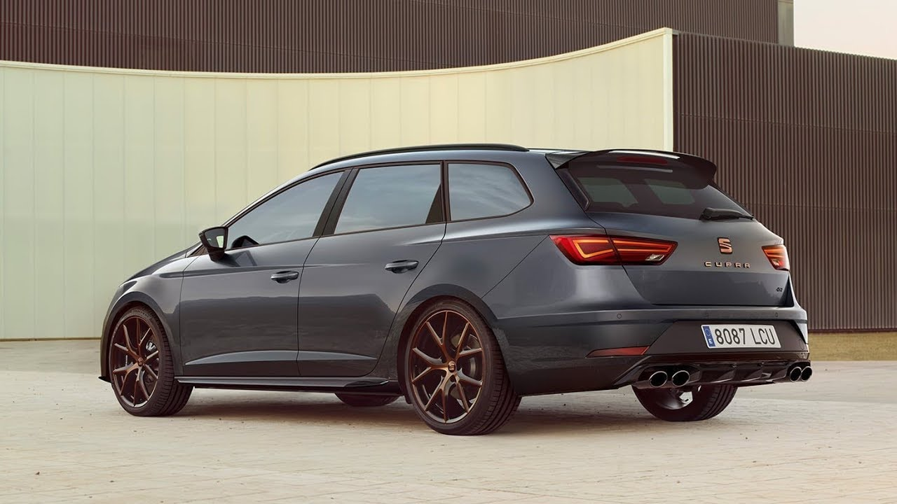 2019 seat leon cupra r st estate 300 hp awd official launch video youtube. Black Bedroom Furniture Sets. Home Design Ideas