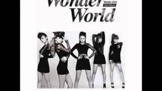 Wonder Girls - Be My Baby [Eng] (DL link + Lyrics)