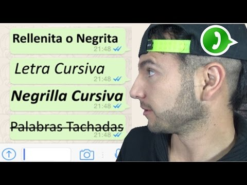 Top 4 Tipos de letras en WhatsApp