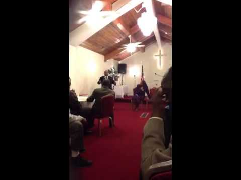 Pastor Anthony Lester 9th Anniversary.