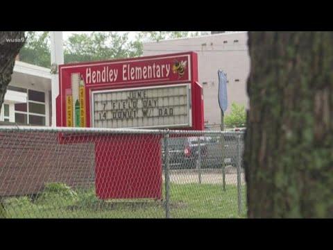 Second shooting in 2 weeks puts Hendley Elementary School on lockdown again