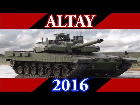 ALTAY Son Durum ve Tüm Detaylar 2016 HD