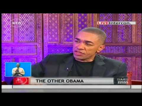 Mark Obama uses music to educate the world