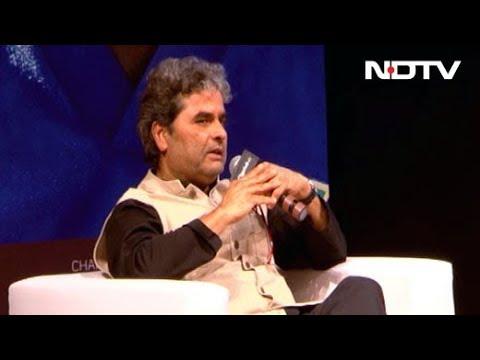 Vishal Bhardwaj Explains His Unusual Style Of Filmmaking