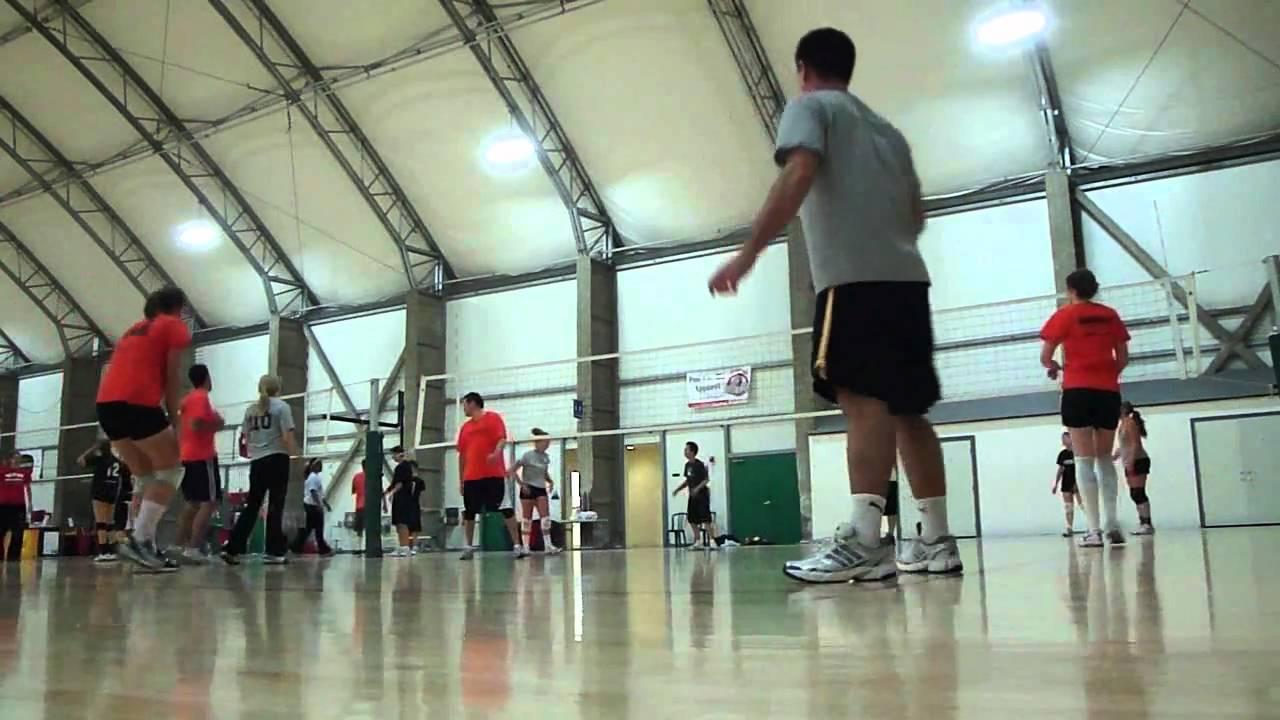 4/27/11 Vavi Volleyball Challenge - Team Aces Cracked