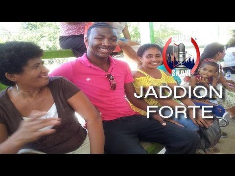 Jaddian Forte-African American Living In Mexico