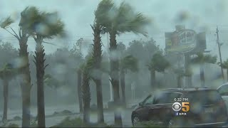 Hurricane Michael Now Category 1; 1 Person Dead