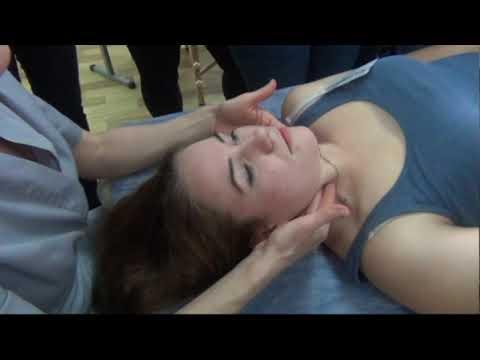 """Глубокотканный лифтинг массаж лица. Методика """"Веретено"""". Лидия Харченко"""