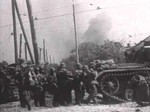 German War Files - Panzer III Medium Tanks