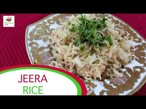 Jeera Rice in Pressure Cooker | Basmati Rice Recipe Indian Style