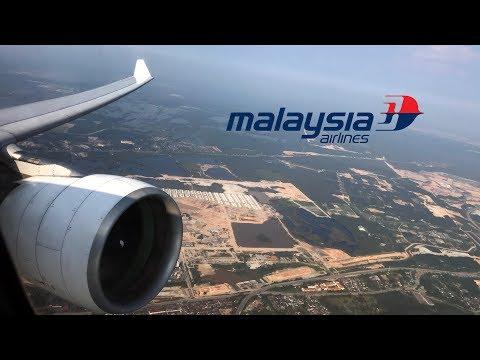 Malaysia Airlines Airbus A330-300 | Flight MH72 from Kuala Lumpur to Hongkong