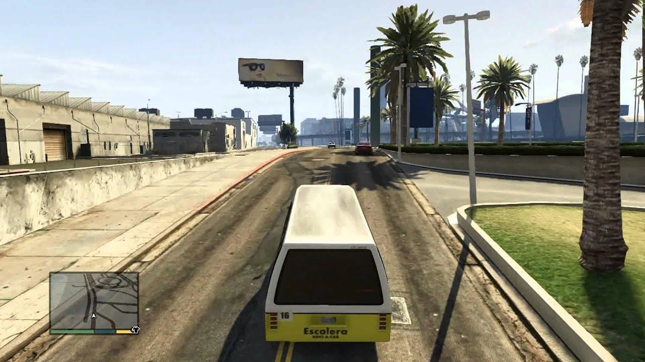 Grand Theft Auto V Gameplay / PS3 Super Slim / recording ... Xbox 360 Vs Ps3 Graphics Gta 5