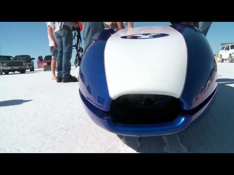 Electric Car Breaks 200 MPH, Sets New World Land Speed Record