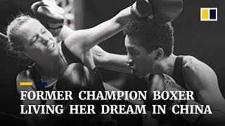 Michele Aboro: From world champion boxer to cancer survivor