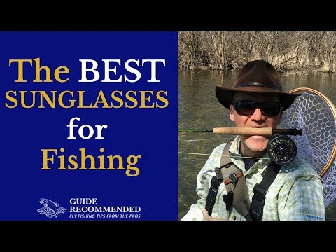 Best Fishing Sunglasses - On Water Review - Smith Guides Choice