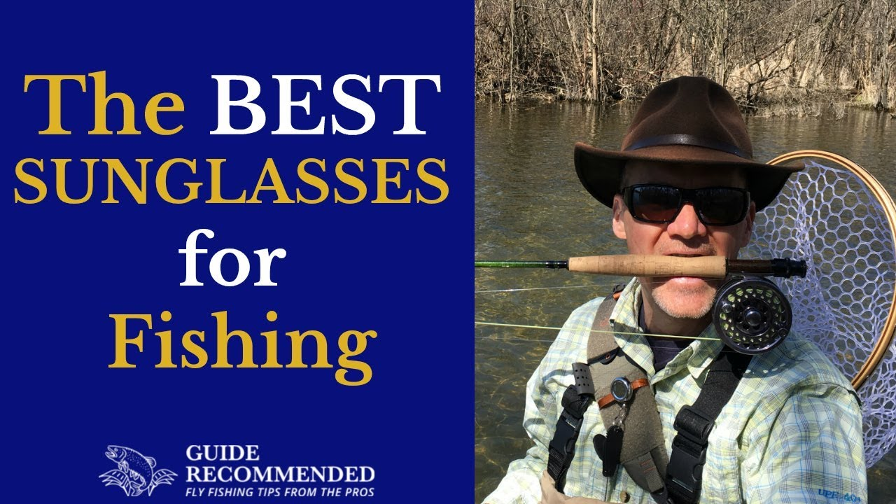 d419306b340 Best Fishing Sunglasses - on water review - Smith Guides Choice ...