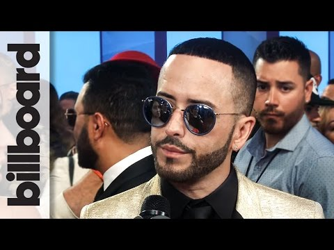 Yandel on His Performance with CNCO I Billboard Latin Music Awards 2017