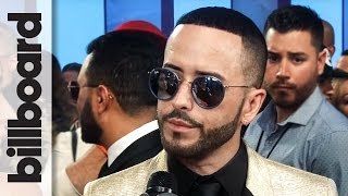 Yandel on His Performance with CNCO I Billboard Latin Music Awards 2017