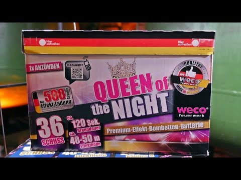 lidl neuheit 2018 queen of the night weco. Black Bedroom Furniture Sets. Home Design Ideas