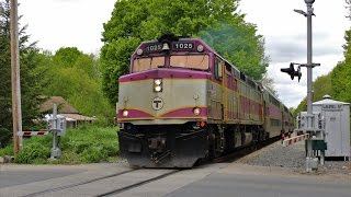 MBTA Middleboro Extra/Equipment Move
