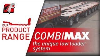 FAYMONVILLE CombiMAX - The unique low loader system