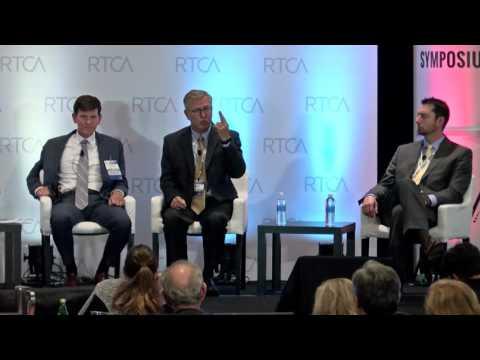 RTCA 2017 Symposium: Aircraft Metering; Time, Speed, Spacing
