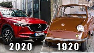 100 лет MAZDA! История роторного бренда из Японии.