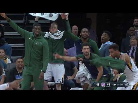Highlights: Jazz 133 | Kings 112