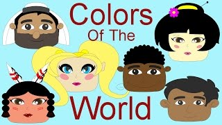 Colors Of The World Song