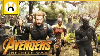 Every Avengers: Infinity War Trailer Scene Cut From the Movie