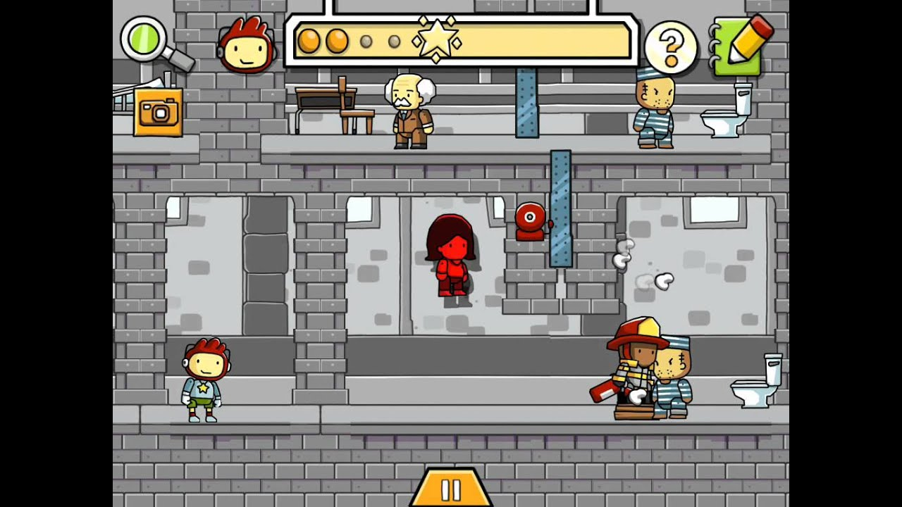 scribblenauts remix game