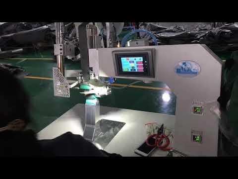 A6+ waterproof  clothes hot  air  seam  sealing  machine
