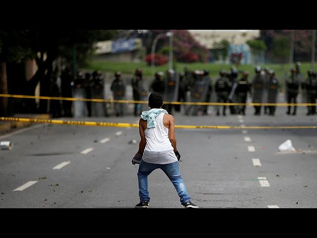 Millions strike in Venezuela against Maduro