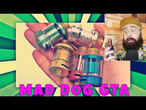 The Desire Mad Dog GTA! 4 Tank Giveaway!