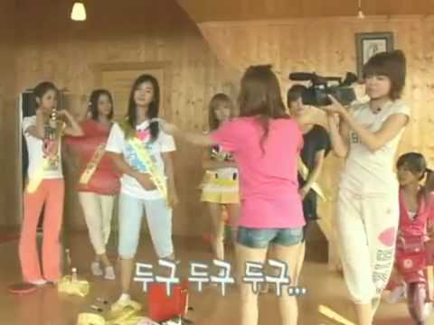 090910 SNSD's Miero BeautyN Rest Variety  Episode 2