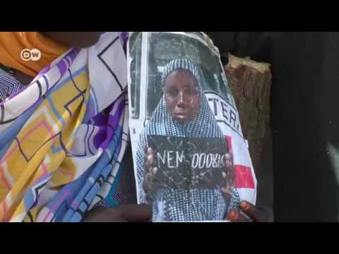 Nijeriya: Sake haduwar 'ya da iyayenta bayan shekaru na ta'adda