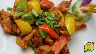 Baby Corn Chilli Fry - By Vahchef @ vahrehvah.com