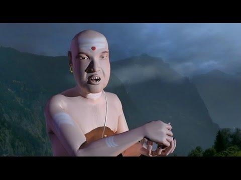 "3D Animated movie ""The Four Brahmins"" - Divition  2 thumbnail"