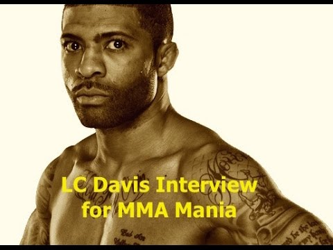 LC Davis Interview for MMA Mania - Fighting Hideo Tokoro 3/27