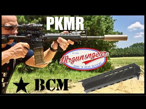 Bravo Company USA PKMR KeyMod Drop In AR-15 Handguard Review