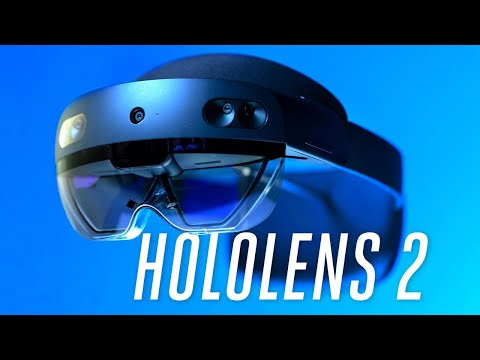 Microsoft's HoloLens 2: a $3500 mixed reality headset for the factory