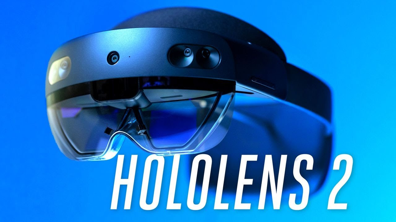 maxresdefault HoloLens 2: inside Microsofts new headset